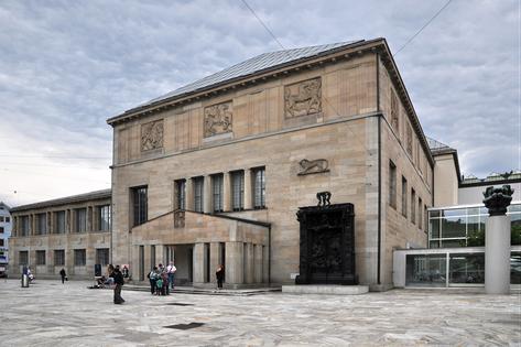 Inklusiver Besuch im Kunsthaus Zürich
