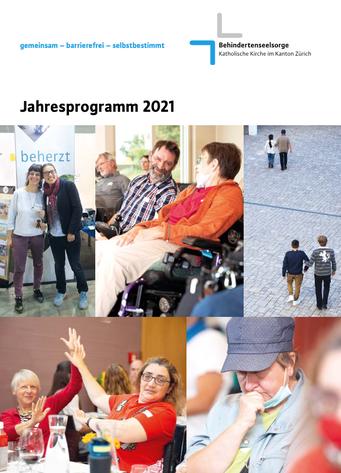 2021 Jahresprogramm