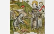 Kloster St. Gallen und die 3 Weihern