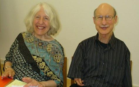 Vicky und Bill Bruckner besuchten uns